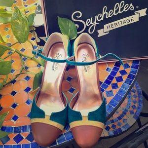 "Seychelles, ""Just an Illusion""."